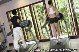women fitness center